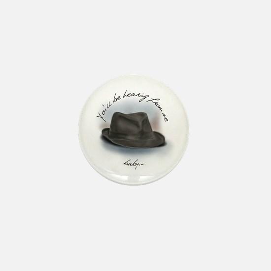 Hat for Leonard 4 Mini Button