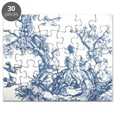 FRENCH TOILE Puzzle