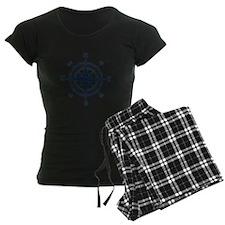 Blue Compass Pajamas