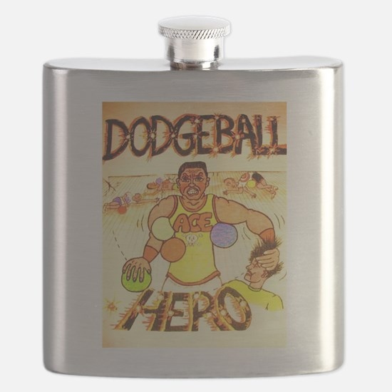 Cute Prizes Flask