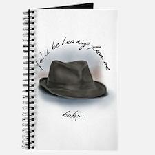 Hat For Leonard 4 Journal