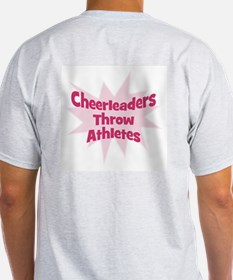 Cute and Funny Cheerleader Tshirts and Gifts T-Shirt