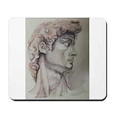 David de Michelangelo Mousepad