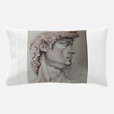 David de Michelangelo Pillow Case