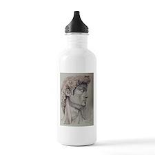David de Michelangelo Botella de agua