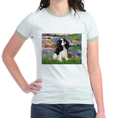 Lilies and Tri Cavalier T