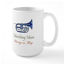 Marching Horn Mug