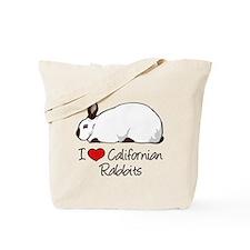 Cute Californian Tote Bag