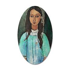 Amedeo Modigliani Alice Wall Decal