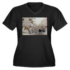 San Fermines Plus Size T-Shirt