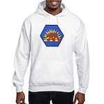 California Military Reserve Hooded Sweatshirt
