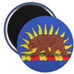 California Military Reserve Magnet