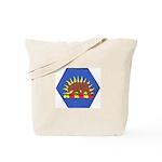 California Military Reserve Tote Bag