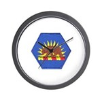 California Military Reserve Wall Clock