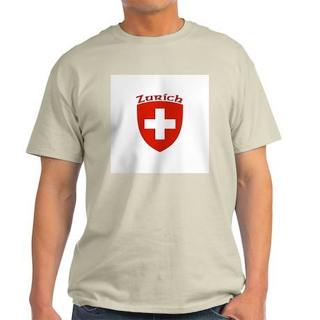 Zurich, Switzerland Light T-Shirt