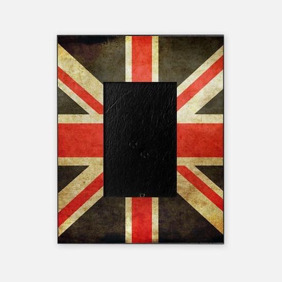 Vintage Union Jack Picture Frame