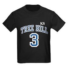 blackravensjersey3ksfront_10_10 T-Shirt