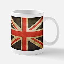 Vintage Union Jack Mugs