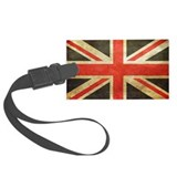 Union jack Luggage Tags