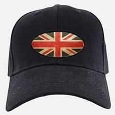 Vintage Union Jack Baseball Hat