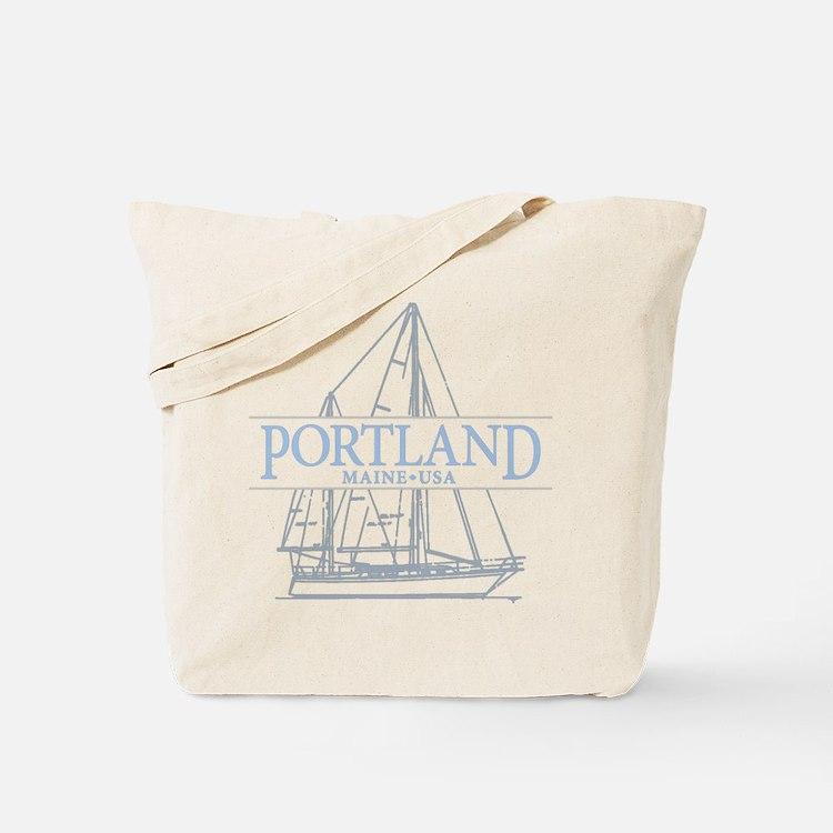 Portland Maine - Tote Bag