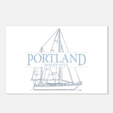 Portland Maine - Postcards (Package of 8)