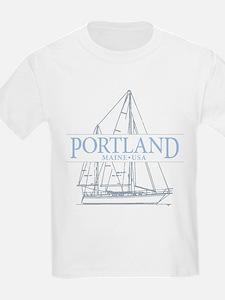 Portland Maine - T-Shirt
