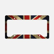 British Car Accessories Auto Stickers License Plates