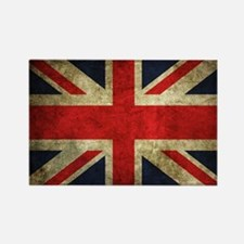Grunge Uk Flag Magnets