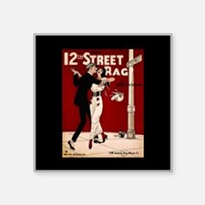 12th Street Rag Sticker