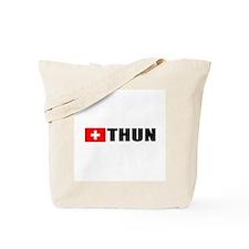 Thun, Switzerland Tote Bag