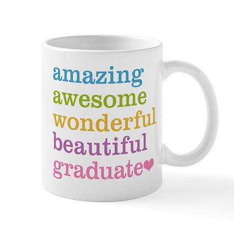 Amazing Graduate Mugs