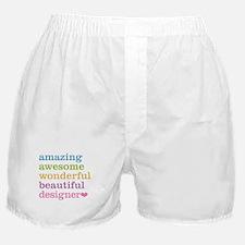 Cute Interior designer Boxer Shorts