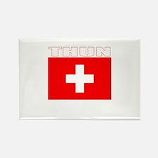 Thun, Switzerland Rectangle Magnet (100 pack)