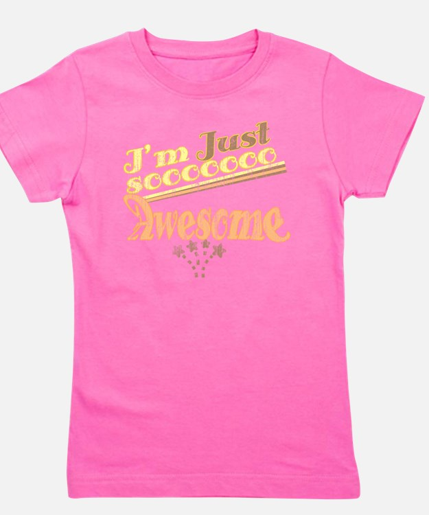 just soooo awesome png.png Girl's Tee