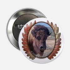 Great Buffalo Button