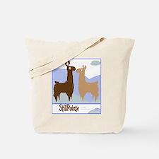 Stillpointe Llama's Tote Bag