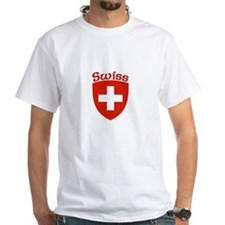 Swiss Coat of Arms Shirt