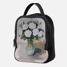 Cool Rosas Neoprene Lunch Bag