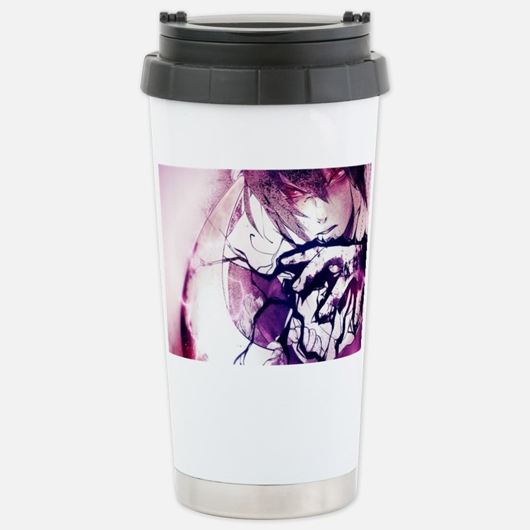 Cute Sasuke Travel Mug