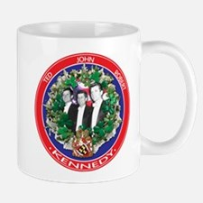 The Kennedy Brothers: Ted, John, Robert Mugs