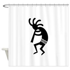 Cute Kokopelli Shower Curtain