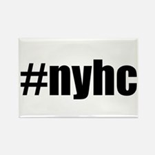 New York Hardcore #nyhc Magnets
