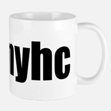 New York Hardcore #NYHC Mugs