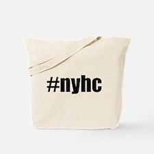 New York Hardcore #NYHC Tote Bag