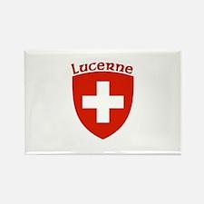 Lucerne, Switzerland Rectangle Magnet