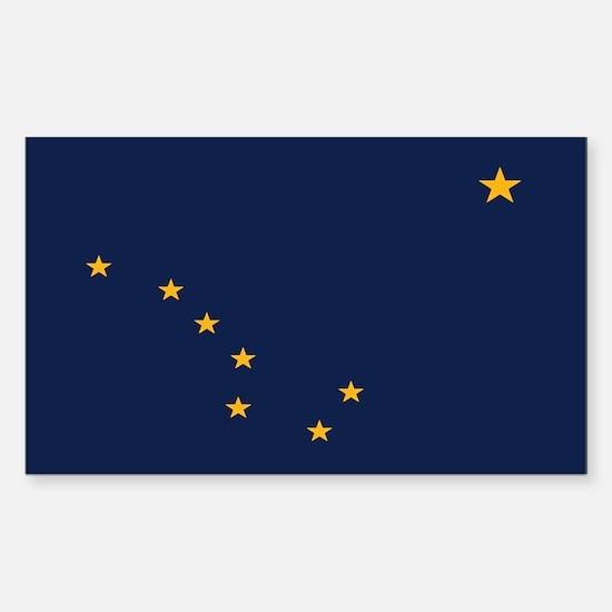 Flag of Alaska Decal