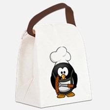 Cute Grill Canvas Lunch Bag