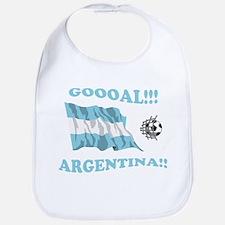 Goal Argentina Bib