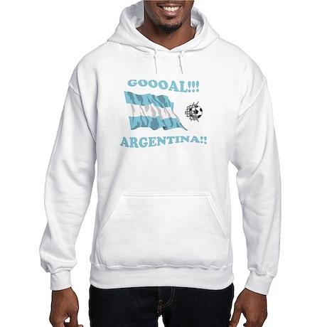 Goal Argentina Hooded Sweatshirt
